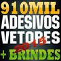 910.000 Vetores Adesivos De Parede Decorativos Recorte Corel