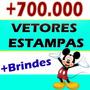 Vetores Personagens Desenho Animado Tv + 700.000 Vetores