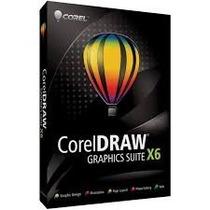 Corel Draw X6 Português Vetores Curso Instruções Instalação