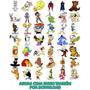 Vetores Personagens De Tv Desenhos Animados E Cartoons
