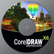 Corel Draw X6 Português, Vetores, Curso / Promoção