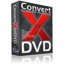 Convertxtodvd 4 Original Converta Filmes Wmv Avi Mpg Em Dvd