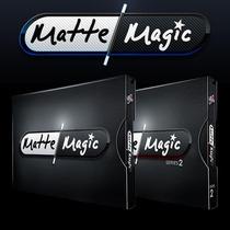 Efeitos E Transições - Matte Magic Vol. 1 & 2 Para Edição