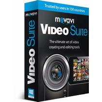 Movavi Video Suite V10 Licença Pessoal