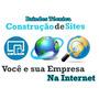 Site Profissional Pessoal Ou Empresas! Compre Já!
