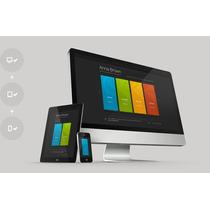 Desenvolvimento De Site Para O Seu Negócio-empresa-marca