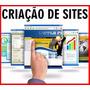Criação De Site Básico Para Empresas