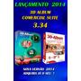 Novo 3d Album 3,34comercial Suite 2014