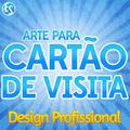 Arte Profissional Para Cartão De Visita - Entrega Rápida!