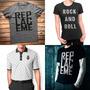 Pacote Mockup Roupas Camisetas Camisas Moletom Polo Psd