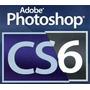 Dvd Cd Photoshop Cs6 + Coreldraw X7 + Vídeo Aula