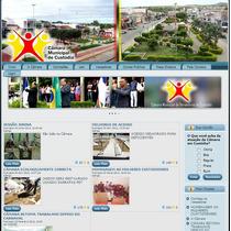 Site Câmara De Vereadores 2014 O Único 100% Administravel