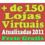 150 Novas Lojas Virtuais Modelo 2010 Php Oscommerce Magento