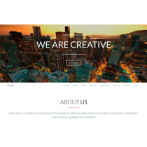 Template Site Joomla Simples Para Empresas E Negócios