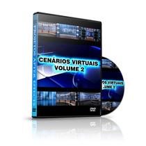 Cenarios Virtuais Volume 2 - Frete Gratis