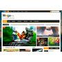 Template Blog Para Blogspot Moderno Notícias E Magazine