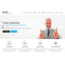 Template Site Wordpress Para Empresas E Negócio