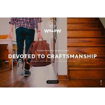 Template Site Para Empresas E Negócios Multiuso