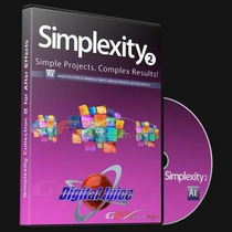 Projetos Editaveis Para After Effects Volume 2 - Simplexity