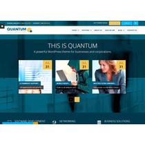 Template Site Wordpress Corporativo Para Empresas E Negócios