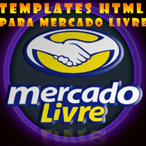 Templates Mercado Livre 30 + 100 Cores + 2 Bônus(thebestkra)