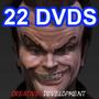 Zbrush Do Básico Ao Avançado! 22 Dvds - 3ds Max - Maya