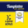 16 Templates Mercado Livre + Super Bônus