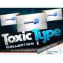 After Effects Toxic Type Volume 1 Ao 10 +projetos Casamentos
