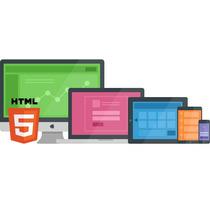 300 Sites Completos Em Html5 Css3 - Temas, Templates Scripts