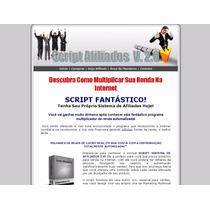 Sistema De Afiliados Pro Script Em Php
