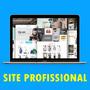 Criação De Site Profissional P/ Sua Empresa