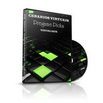 Cenarios Virtuais Em Mov Hd - Pregame Picks - Via Download