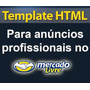 Como Vender No Mercado Livre + 70 Templates Mercado