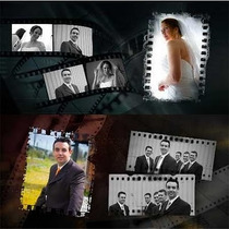 Templates Editáveis Dg Foto Art +programa - Entrega Imediata