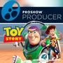 Toy Story - Template - Projeto - Proshow Producer