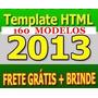 160 Templates Html P/ Anúncios No Mercado Livre - R$ 9,99