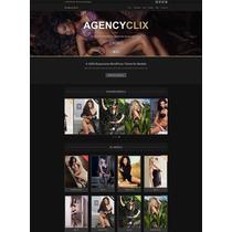 Site Para Acompanhantes - Agencyclix Template Wordpress