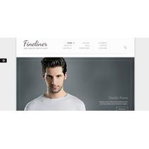 Template Site Html Para Site Pessoal, Portfólio, Designers