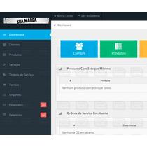 Controle De Estoque E Vendas Online - Sistema Web Responsivo