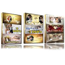 Projetos Template After Effects Para Álbum Casamento 1,2,3