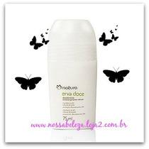 Natura Erva Doce Desodorante Roll-on Antitranspirante 75ml
