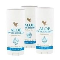 Kit C/3 Aloe Ever Shield Deodorant Forever Living