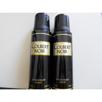Desodorante Cannon Colbert Noir Aerosol 250ml Ind Argentina