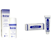 Driclor + Antihydral - Solucão Completa Para O Suor