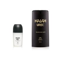 Kit Desodorante Natura Kaiak Urbe