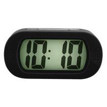 2933 Relógio Inquebrável Despertador Digital Emborrachado