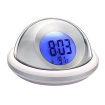 Relógio Despertador Sonoro Deficiente Visual Fala A Hora !