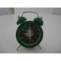 Relógio Despertador De Time Palmeiras