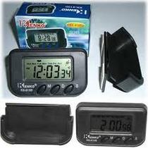 Lote **10 Unidades** Relógio Digital Cronometro Carro