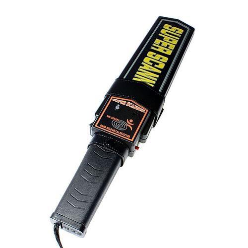 Detector De Metais Detecta Armas Metal - Vibra / Faz Barulho